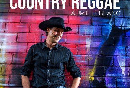 L'auteur, compositeur et interprète de Bouctouche (NB), Laurie LeBlanc lance l'extrait «Country Reggae»