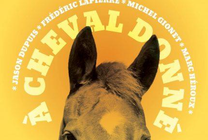 Quand on est en amour le nouvel extrait du groupe À Cheval Donné