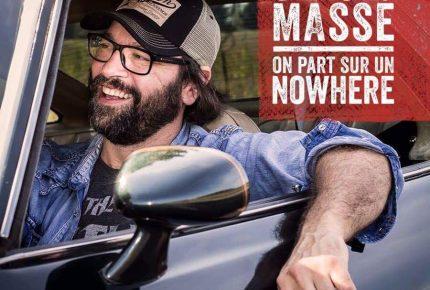 """Serge Massé présente son premier titre """"Mon bel amour"""", Extrait de son nouvel album«On part sur un nowhere»."""