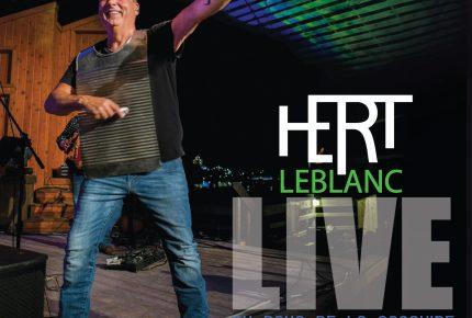 """""""25 cents"""": Deuxième extrait radio pour Hert Leblanc"""