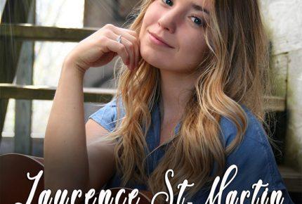 """Premier extrait radio pour Laurence St Martin avec """"Filles des îles"""""""