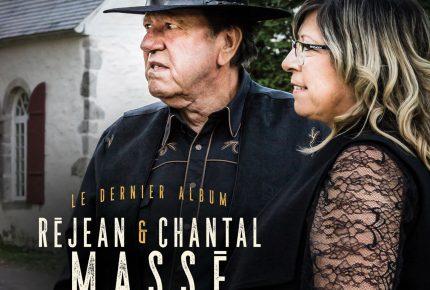 Réjean et Chantal Massé nous offrent un dernier album intitulé LE DERNIER ALBUM