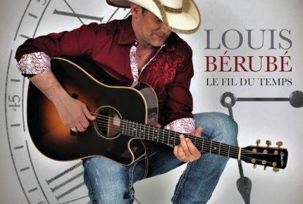 """Louis Bérubé présente le titre éponyme de son album, """"Le fil du temps""""."""