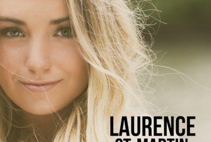 """Nouvel extrait radio pour Laurence St-Martin avec """"Sans toi""""."""