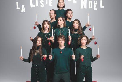 Le Trio BBQ présente l'extrait de sa Liste de Noël avec la reprise du titre «Noël Blanc».