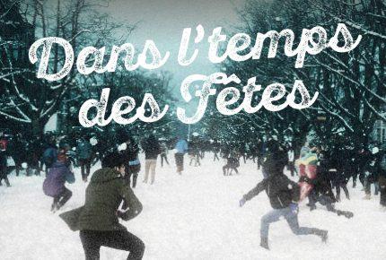 """Serge Massé et ses ami(e)s sortent leur chanson de Noël, """"Dans l'temps des fêtes"""" !"""