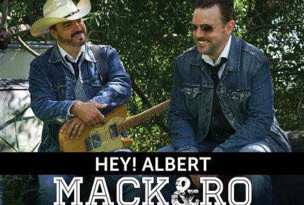 Le duo Mack et Ro salue le chanteur Albert Babin dans le 4e extrait radio  tiré de leur album «Romaine».