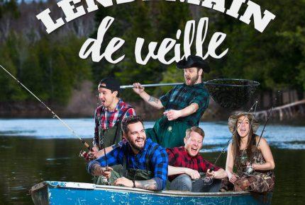"""«Toune de Mononcle"""", le nouvel extrait de l'album """"1000 bouteilles"""" de la formation Lendemain de Veille"""