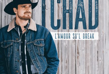 "Tchad sort son premier extrait radio ""L'amour sul break""."