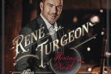 """René Turgeon présente l'album """"Héritage de Noël"""" avec entre autre Mario Pelchat, Patrick Norman, Paul Daraîche et plusieurs autres."""