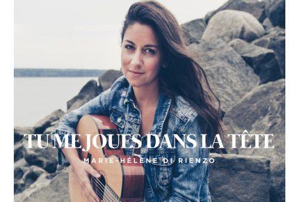 Marie-Hélène Di Rienzo présente son nouvel extrait radio «Tu me joues dans la tête»