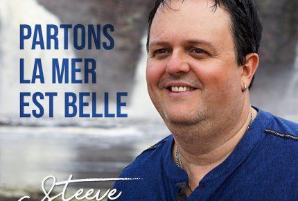 """Steeve Arseneault célèbre la mer et la vie des marins en reprenant  la chanson """"Partons la mer est belle""""."""