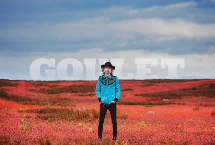 Éric Goulet «En-dessous du pont» avec Sara Dufour un nouvel extrait radio tiré de son nouvel album GOULET