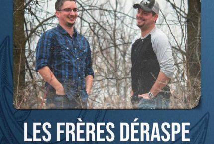 Les Frères Déraspe prennent le large avec leur chanson «Quand je prends la mer»
