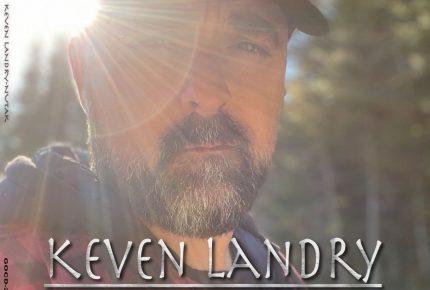 Celle-là à Ti-Charles le nouvel extrait radio de Keven Landry tiré de son album Nutak.